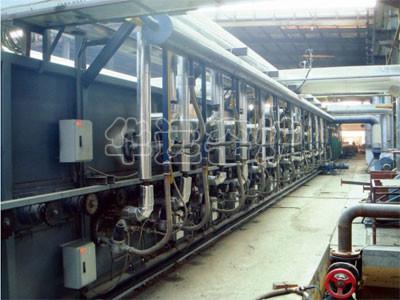 热处理炉4